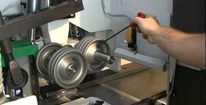 Ahşap İşleme Makinaları Bakım ve Revizyonu