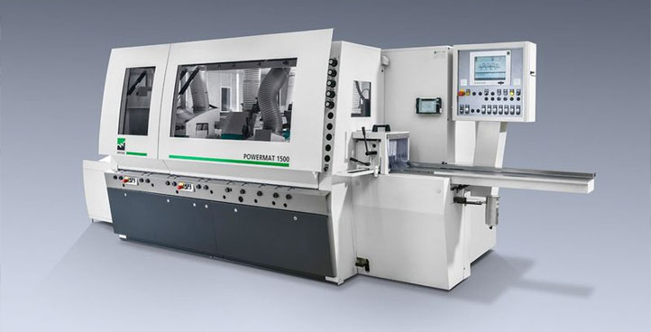 WEINIG Group Makinaları Satışı